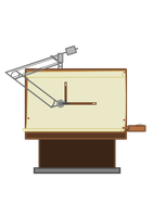Vector - Drafting Table by MisterAibo