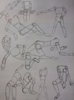 Body Practice by janeydrey