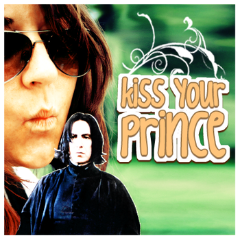 Kiss-the-prince by Mrs-Severus-Snape