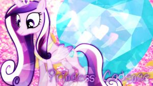 Princess Cadence Desktop Wallpaper! by 4EverRandomPuppy20