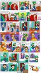 Meet zah Marios page 24 by Nintendrawer