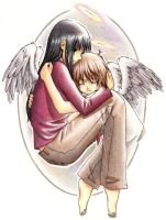 Haibane Renmei by nuclearcarrots