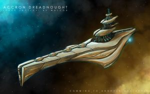 Accron Dreadnought by walcor
