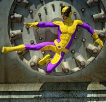 Batroc second skin textures for M4 by hiram67