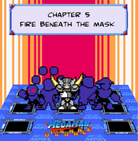 Megaman Dissonance Chapter 5 by Blackhook
