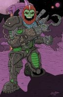 Trap Jaw by thelochnesslives