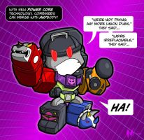 Lil Formers - Power Core by MattMoylan