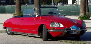 DS 21 convertible by tanja1983