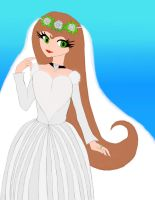 wedding dress ider by daylover1313