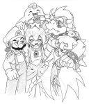 SMRPG - Group Hug by kamon-san