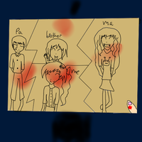 i hate my family..... by Lovehalo
