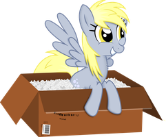 Derpy Surprise! by Farminilla