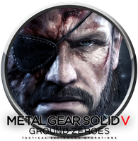 Metal Gear Solid V by C3D49