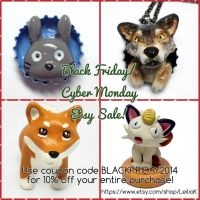 Black Friday/Cyber Monday Sale! by LeiliaK