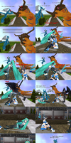 Fights and conflicts for nothing  1/2 by JackFrost-LCDA