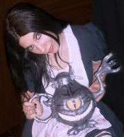 Alice Madness Returns Cosplay by LiryoVioleta