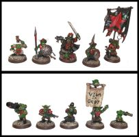 Grot Rebel Command by Proiteus