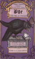Poe the fowl with foresight by zen1990