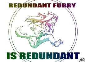 Redundant Furry is Redundant by Toughset