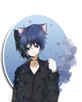 Ikuto by Crimsonrose11