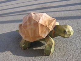 Turtle papercraft by P-M-F