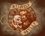 My Lovely Skully by KDLIG