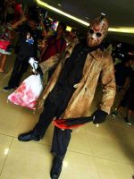 My Jason Voorhees Costume... by jhuino69