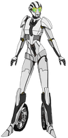 Request: TFP Echo by Arc-Caster135