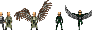 Vulture by MicroManED