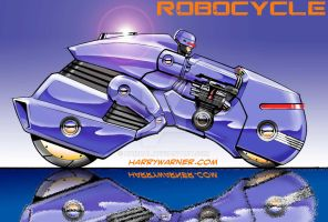 RoboCycle by HairBal