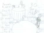 January OTP Challenge: Day 4 by DeviantGirl2014