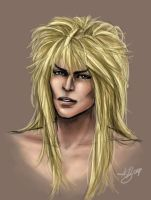 Jareth Sketch 09 by ReddEra
