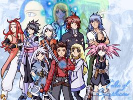Tales of Symphonia by Nacrym