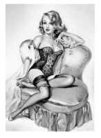 Pin Up Girl by Miezi