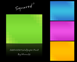 Squared Wallpaper Pack by moron12