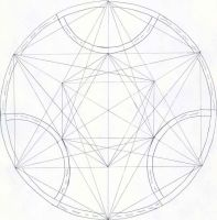 Metatron Transmutation Circle by Shining-Alchemist