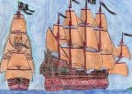 Gift: The Jolly Roger by Edward-Smee