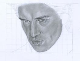 WIP 2 Sakis Rouvas by theresebees