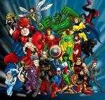 THE MIGHTY AVENGERS by chachaman