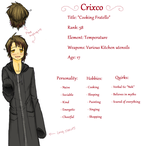 Crixco Profile by Wet-flamE
