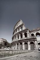 Colosseum Day by BlackCarrionRose