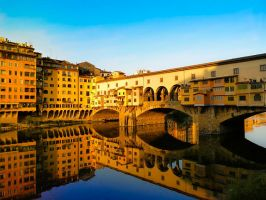 Ponte Vecchio by Wolfy-san
