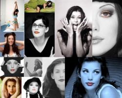 crazy Liv Tyler by snakecat