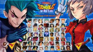 rival schools jam - character select2 by shoze