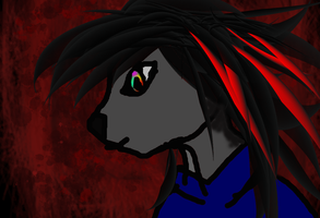 raver from blood by jrock841