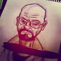 Walter White by SINGLETON930