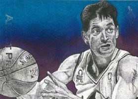 John Stockton by machinehead11