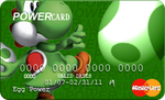 POWERcard - Yoshi by NarutardST