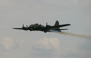 Sally B in the Sky by Party9999999