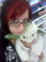 I Found Yoda by my-bloody-death